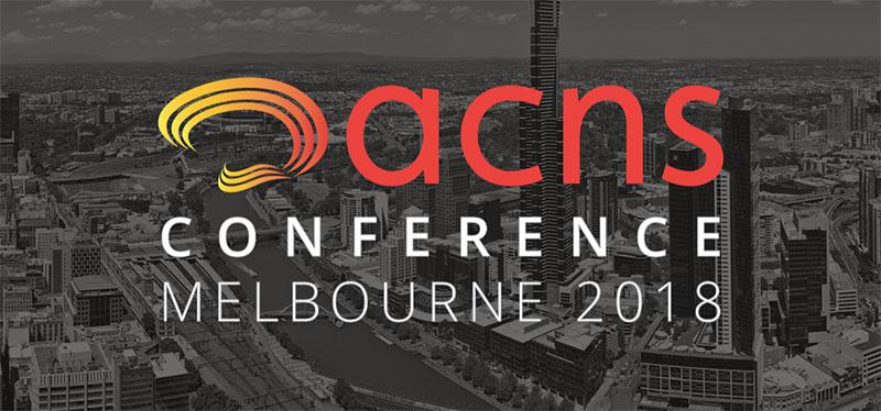 ACNS Melbourne 2018